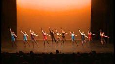 Intermediate Jazz Students  Choreography: Adrienne Mewett