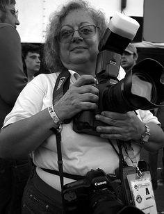 Cristina Garcia Rodero of Magnum Photographers