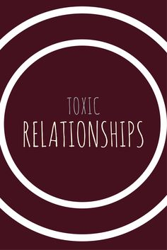 Toxic relationships are not just the ones with a life partner, but can be with your mother, boss or a friend. Still, letting them go is always a step forward for your peace of mind and development. Learn how a toxic relationship looks like and how to let it go http://bit.ly/2tnkt7K