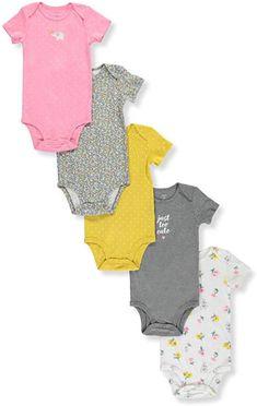 Ex Store Baby Girls 3 Pack Llama Cat Animal Stripe Grey Navy Tops Age 9 12 18 24