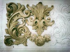 #резьбаподереву#барокко #ручнаяработа#резьба#посад#картуш#masterpiece#bois #шедевр#церковь#завитки#искусство#орнамент#woodcarving#handmade#art#artist#carving#carver#master#декор#ornaments#drawing#woodcraft#wood#pattern#узоры#ornament#patterns