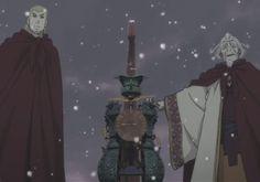 SWORD OF THE STRANGER (Sutorenjia: Mukô hadan) - ANDO Masahiro (2007). European première during CAMERA JAPAN 2008.