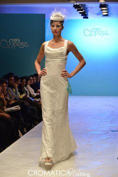 Si presentano le nuove collezioni Alta Moda Wedding! Eleganza in passerella! #IdeaSposa #Fashion #Sfilata2015 #Collezione2015