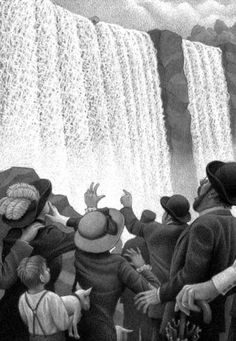Queen of the Falls by Chris Van Allsburg — Reviews, Discussion ...