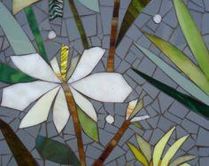 MOSAIC WALL ART stained glass wall art panel von ParadiseMosaics