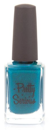 Ninja Polish: Party By The Pool from the Christmas Without Snow Collection by Pretty Serious