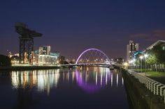 Glasgow, Scotland!