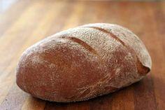 George's Light Rye Bread ~ Light, soft inside, crusty crust, homemade rye bread… Homemade Rye Bread, Rye Bread Recipes, Homemade Rolls, Bread Bun, Bread Rolls, Pain Artisanal, Bread Without Yeast, Rye Flour