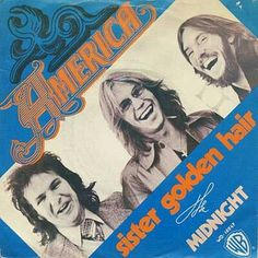 """#33. """"Sister Golden Hair""""  ***  America  (1975)"""
