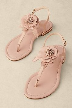 Flora Sandals from Soft Surroundings