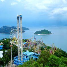 Hong Kong - Parque Oceano