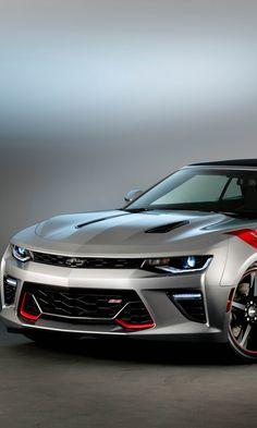 2015   Chevrolet Camaro SS Convertible Red Accent | 2015 SEMA