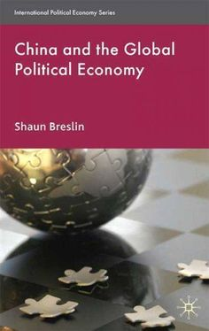 China and the Global Political Economy