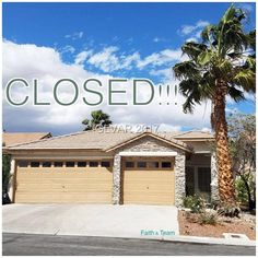 Summerlin Home is CLOSED!!!  My client saw this property and new instantly he wanted it! I am so thrilled we were able to make a quick offer. Being pre-approved before viewing a property is the only way you're going to snag the house of your dreams before the next person! ~Faith & Team, Urban Nest Realty #faithandteam #gottohavefaith #beprepared #strongmarket #lasvegashomes #bestrealestateteam #lasvegasrealtor #lasvegasrealestate #home #buy #sell #vegas #summerlin #henderson