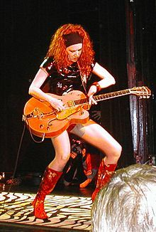 Kristy Marlana Wallace (born February 20, 1953), known as Poison Ivy or Poison Ivy Rorschach, is a guitarist, songwriter, arranger, producer...