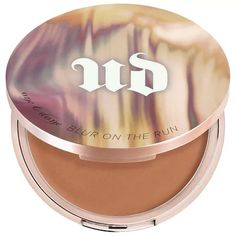 URBAN DECAY Naked Skin One & Done Blur on the Run Touch-Up & Finishing Balm: An ultra-lightweight, water-resistant touch-up and finishing balm that blurs the look of flaws, absorbs shine, and leaves skin looking radiant.