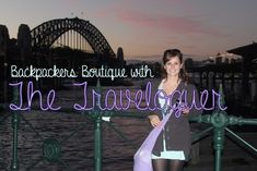 Welcome to Backpacker's Boutique. Every Sunday, this spot will feature a new travel blogger. Some weeks it will be a really fun interview about packing, fashion, and fitness so you can snoop inside their bags & lives a little bit and other weeks it'll be a detailed luxury guide to a city the featured blogger/expat knows very well. I'm looking for