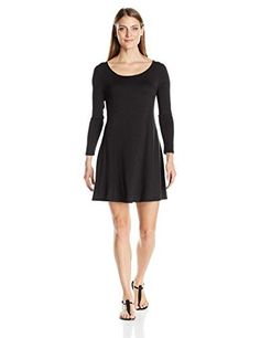 """Product review for Clementine Women's Petite Plus Open Criss Cross Back Trapeze Short Sleeve Dress.  - With a playful swing style for your elegantly chic yet casual lifestyle, this ribbed-knit dress has a fun breezy design that are perfect for nights to remember and days that will never be forgotten.       Famous Words of Inspiration...""""The wisdom of nations lies in their..."""