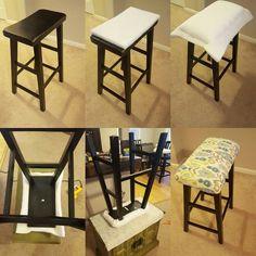 Simplest stool saddle back style do it yourself home projects 64ac1d158d7ea6f338e1a2ad2a7a3c4bg 782782 pixels bar stool makeoverfurniture makeoverdiy solutioingenieria Choice Image