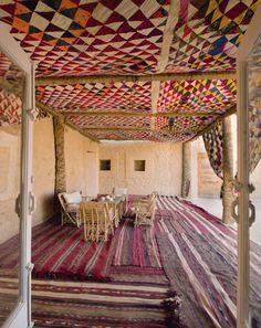 fabric pattern world of interiors