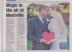 Sunshine Coast Daily Newspaper  Wedding Belles  Rakesh and Natasha - Suzanne Riley Marriage Celebrant Lake Terrace Montville