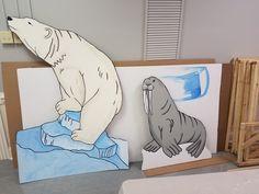 Polar Bear, Walrus, Arctic VBS