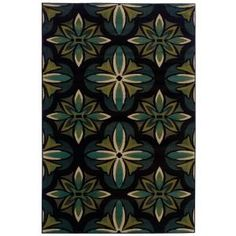 Oriental Weavers, Camille Daly Blue 7 ft. 10 in. x 10 ft. Area Rug, 3159E8X10 at The Home Depot - Mobile