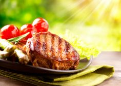 Grilled Beef Steak Bbq Barbecue Meat Stock Photo (Edit Now) 133720328 7 Day Diet Plan, Diet Plan Menu, What Is Healthy Food, Diet Meal Planner, Diabetic Menu, Gm Diet, Healthy Eating Guidelines, Stress Eating, Grilled Beef