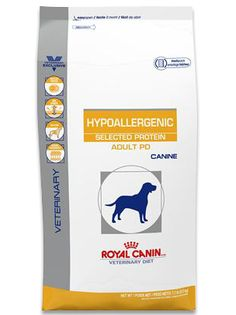 Royal Canin Veterinary Diet - Hypoallergenic Select Protein PD Dry Dog Food