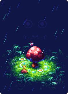 Pixel Joint Top Pixel Art — July 2016