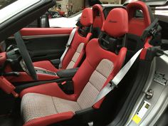Pepita inserts for LWB seats - Page 5 - Rennlist Discussion Forums