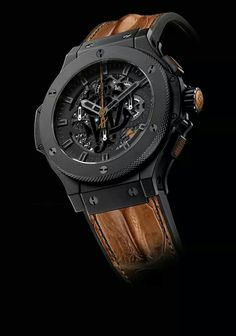 Hublot - Johnnie Walker Editions, only available in China market!
