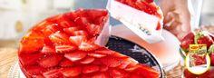 12 najbardziej truskawkowych deserów z galaretką – w sam raz na lato!