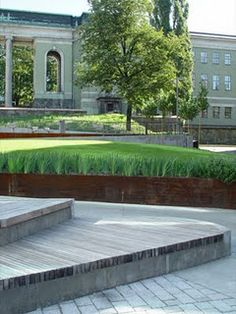 Schandorff Square / Østengen & Bergo AS