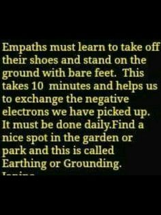 Empath or not, this is good advice. Empath Traits, Intuitive Empath, Empath Abilities, Psychic Abilities, Yo Superior, Trauma, Highly Sensitive Person, Sensitive People, Psychic Development