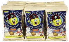 Pirate Brands Pirates Booty, Aged White Cheddar, 1 oz Bags , 24 pk for $28