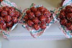 Lollipop blossoms