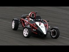 """Will it drift? Ariel Atom Mugen"" by Autocar"