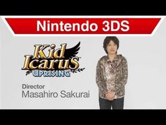 Kid Icarus Uprising. Multiplayers mode looks like a mix between Smash brawl & Virtua On & Panzer Dragoon & Powerstone. Awesome, great, cool, à la bien.