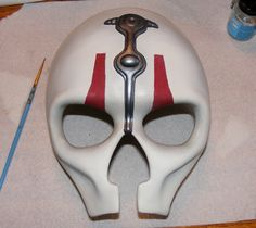 Ma next costume project! Anyone with advice feel free to tell me anything you found handy in making masks or helmets!