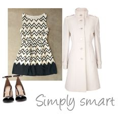 """""""Simply smart"""" by adelines77 on Polyvore"""