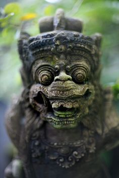 Ubud, Bali, a beautiful and inspiring place for artists.