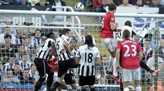 Manchester United secured their fifth win in seven Premier League games as victory at Newcastle sent them second.