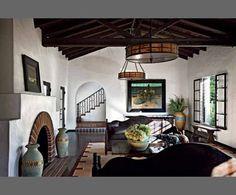 Love Spanish style homes