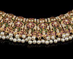 Pakistani Jewelry, Indian Wedding Jewelry, Indian Jewelry, Bridal Jewelry, Rajputi Jewellery, Antique Jewelry, Silver Jewelry, Jewelry Design, Hyderabad