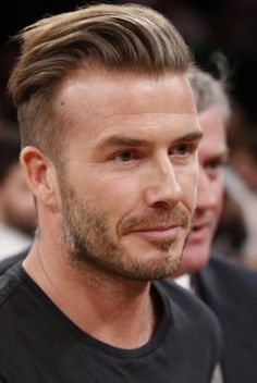 Men's Hair 2016 David Beckham