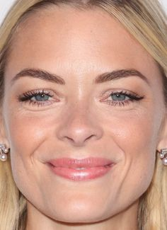 Close-up of Jaime King at the 2016 Variety and Women in Film Pre-Emmy Celebration. (Photo: PR Photos)