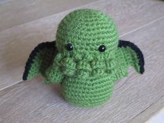 The Cutest Lil' Cthulhu You Ever Did See