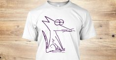 Discover Coyote T-Shirt from Anderson Surreal Graphics, a custom product made just for you by Teespring. With world-class production and customer support, your satisfaction is guaranteed. - Coyote is Unimpressed.  Originally hand drawn...