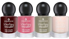 Essence Me and My Umbrella Fall 2016 Collection